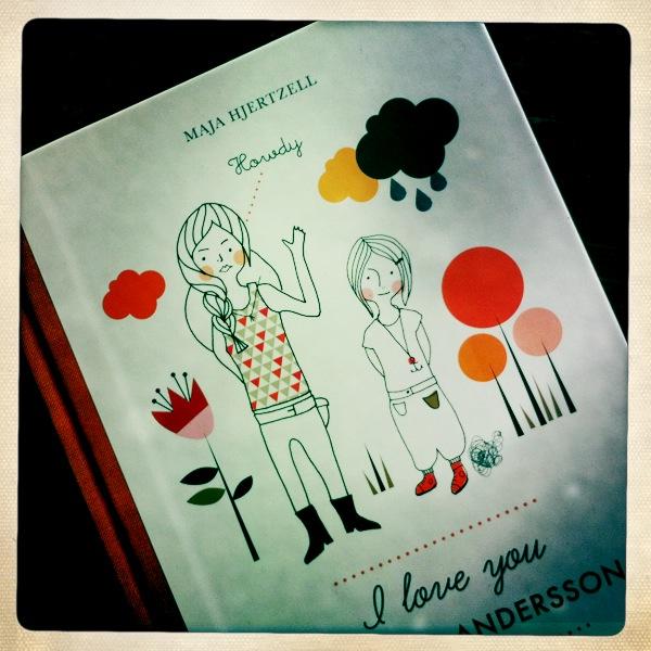 I love you viktoria andersson, anna nilsson, raben och sjögren, barnbok