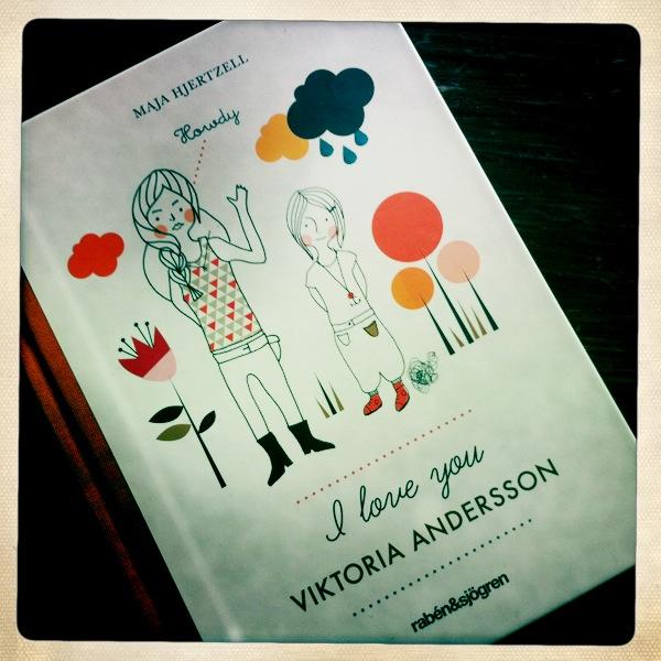 I love you viktoria andersson, anna nilsson