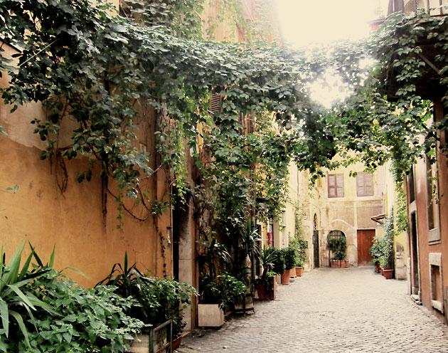 rom, italien, resa