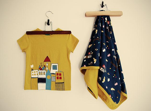 ekologiska barnkläder, anna nilsson, annagrafiskform, mönster, blingo, grafisk design