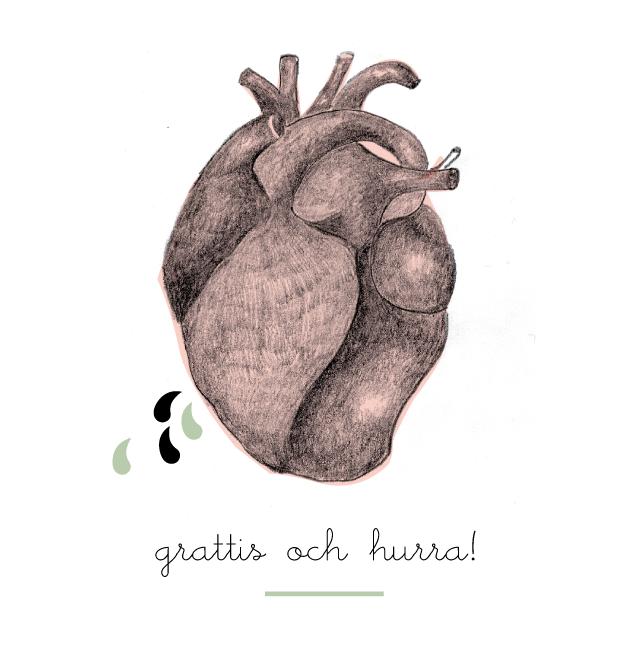 anna grafiskform, anna nilsson, hjärta, skolplanch, blyerts