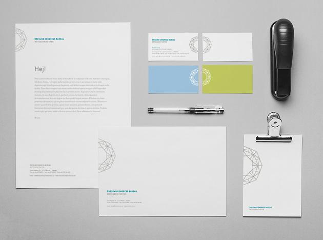 öresund congress bureau, anna nilsson, grafisk formgivare, annagrafisk form, identitet, grafisk profil