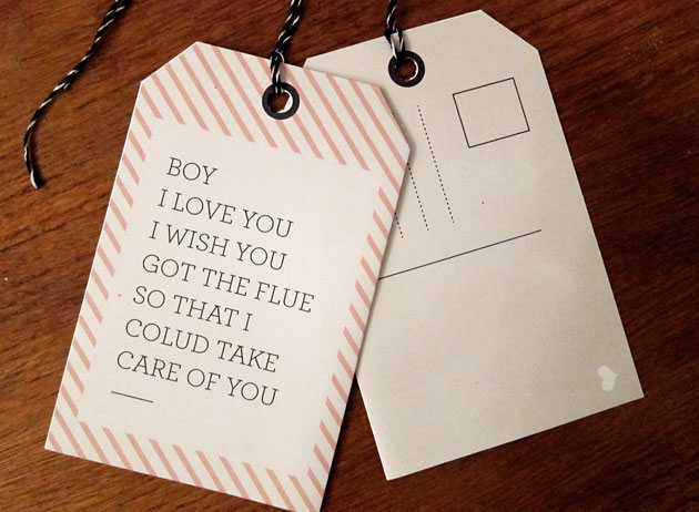 säkert, boy I love you, kärlekslapp, annagrafiskform
