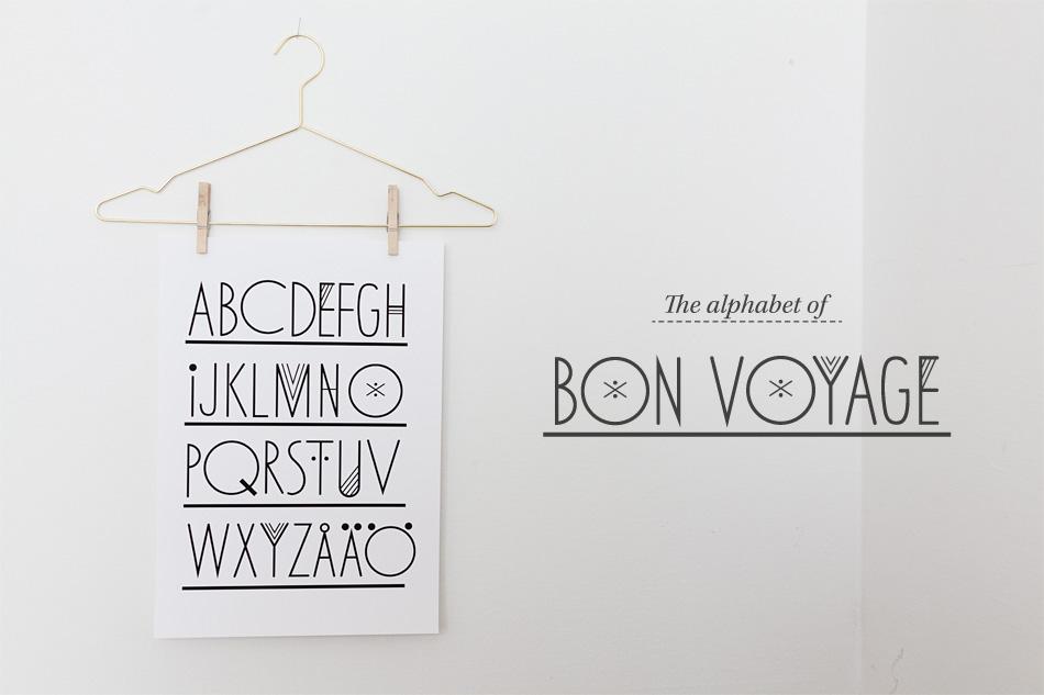 bon voyage, designbyrå, malmö, anna nilsson