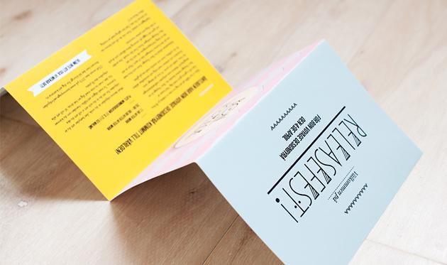 inbjudan, grafisk design, art direction, bon voyage designbyrå, ana nilsson, malmö