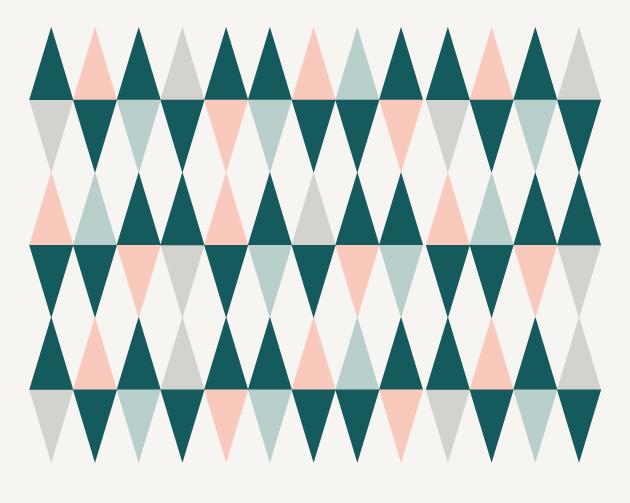 skog, illustration, anna nilsson, annagrafiskform, malmö, vykort, grafiskdesign