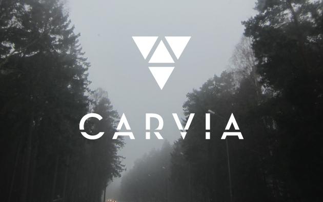 Bon Voyage har tagit fram en grafisk identitet till Carvia AB