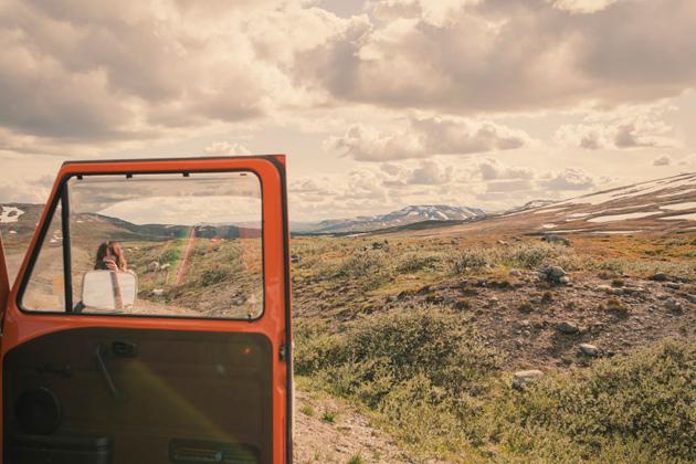 bild från norrlandsresa