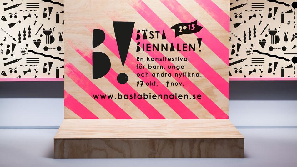 Bild från Stp-motion film för Bästa Biennalen!