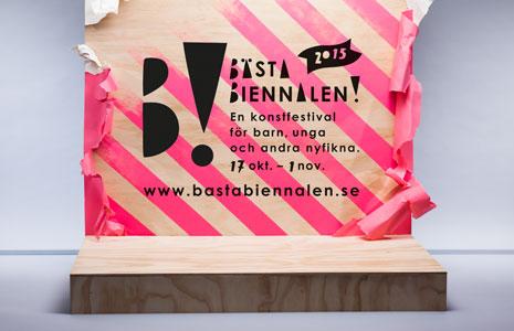 Bild från Stop-motion film för Bästa Biennalen!